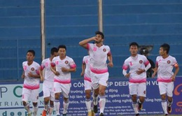 Hải Phòng 0-1 Sài Gòn FC: Thắng lợi tối thiểu