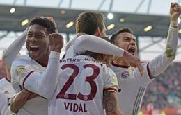 Ingolstadt 0-2 Bayern Munich: Thắng lợi nghẹt thở!