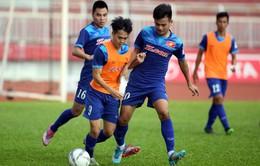 18h00 hôm nay, VTV6 trực tiếp bóng đá giao hữu U23 Việt Nam - U23 Malaysia
