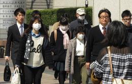 Bệnh cúm mùa tăng nhanh tại Nhật Bản