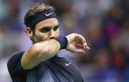 Roger Federer dừng bước tại tứ kết Mỹ mở rộng 2017