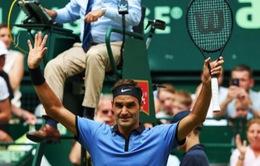 Vòng 2 Gerry Weber 2017: Roger Federer 2-0 Mischa Zverev, 90 phút vất vả