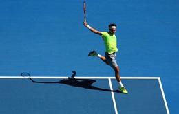 Những cú trái tay đặc biệt của Roger Federer