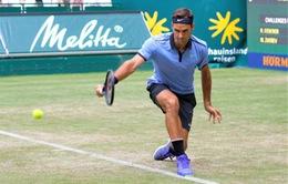 Gerry Weber mở rộng 2017: Thắng Khachanov, Federer lần thứ 11 vào chung kết