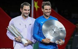 Federer đã có trận thắng thứ 5 liên tiếp trước Nadal