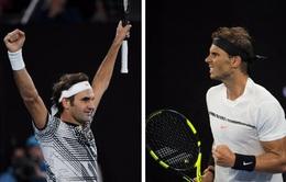 Những duyên nợ trước trận chung kết Federer - Nadal