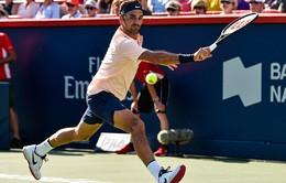 Federer có nguy cơ lỡ hẹn US Open 2017