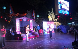 Quảng bá văn hóa, du lịch Quảng Nam trên phố đi bộ Hà Nội