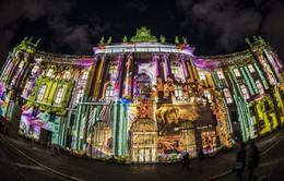 Mãn nhãn với lễ hội ánh sáng Berlin