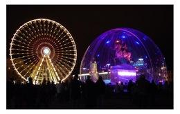Độc đáo lễ hội ánh sáng tại thành phố Lyon, Pháp