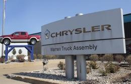 Mỹ cáo buộc hơn 100.000 ô tô của Fiat Chrysler gian lận khí thải