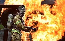 Hỏa hoạn nghiêm trọng tại nhà máy sản xuất xe bus lớn nhất của Brazil