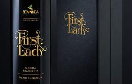 Slovenia: Rượu vang ăn theo bà Melania Trump hút khách