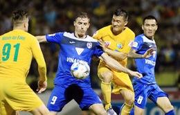 Vòng 22 giải VĐQG V.League 2017: Than Quảng Ninh - FLC Thanh Hóa (17h00, trực tiếp trên VTV6)