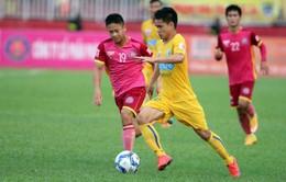 17h00 hôm nay (15/4) trực tiếp bóng đá Giải VĐQG V.League 2017: FLC Thanh Hóa - CLB Sài Gòn