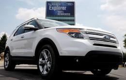 Khoảng 1,3 triệu xe Ford Explorer tại Mỹ có thể bị thu hồi