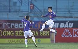 Quang Hải dẫn đầu top 5 bàn thắng đẹp nhất vòng 5 V.League 2017