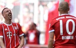 """""""Đôi cánh"""" Bayern bị chê... già, không đủ sức đá ở Trung Quốc"""