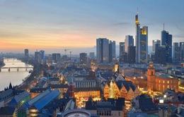 Frankfurt dẫn đầu trong cuộc đua giành vị trí trung tâm tài chính châu Âu