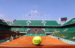 Tổng tiền thưởng Roland Garros 2017 lên mức kỷ lục 40 triệu USD