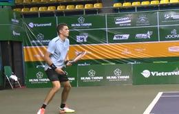 Những chia sẻ của tay vợt trẻ tài năng Taylor Fritz