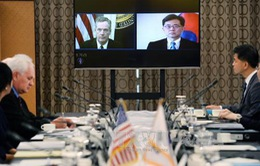 Mỹ, Hàn Quốc bàn về sửa đổi FTA song phương