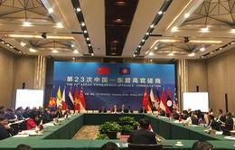 ASEAN - Trung Quốc tăng cường hợp tác