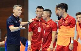 ĐT futsal nam quốc gia tập trung chuẩn bị cho giải vô địch Đông Nam Á