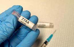 Mỹ: Thử nghiệm lâm sàng vaccine Zika giai đoạn 2 trên người