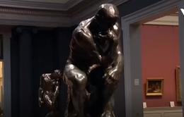 Triển lãm điêu khắc của Rodin tại New York
