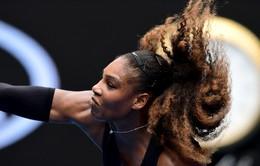 Australia mở rộng 2017: Serena tiến vào tứ kết gặp tay vợt số 1 nước Anh