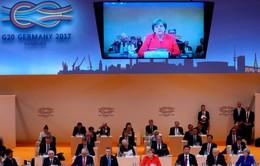 G20 chưa thể nhất trí về khí hậu và thương mại