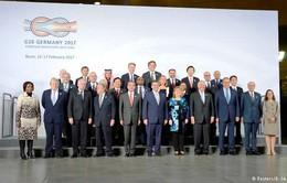 Hội nghị thượng đỉnh G20 chính thức khai mạc tại Hamburg, Đức