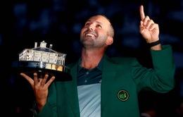 Vượt qua Justin Rose, Sergio Garcia lần đầu vô địch The Masters