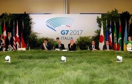G7 thảo luận các thách thức môi trường toàn cầu