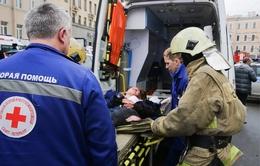 Ga tàu điện ngầm tại St Petersburg đóng cửa sau cảnh báo bom nặc danh