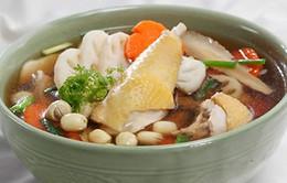 Các món ăn chế biến từ thịt gà tốt cho sức khỏe