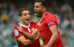 La Liga: Đánh bại Real Betis, Sevilla chiếm vị trí thứ 2 của Barcelona