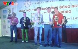 Đêm Gala trao giải Ngày hội thể thao cộng đồng người Việt tại Đức