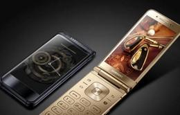 Samsung chuẩn bị ra mắt smartphone nắp gập chống nước