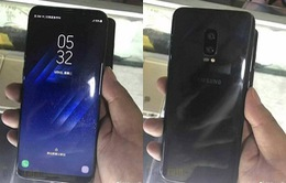 Galaxy Note 8 lộ diện camera kép, tích hợp cảm biến vân tay siêu âm?