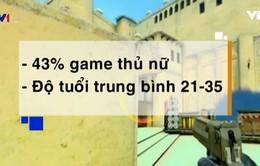 Tăng tỷ lệ người chơi game trên điện thoại di động