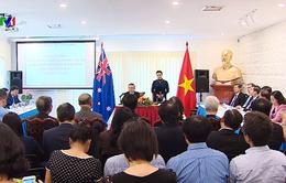 Chủ tịch Quốc hội gặp cộng đồng người Việt tại Australia