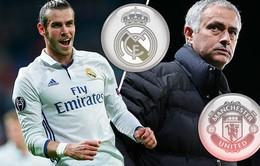 Jose Mourinho ra quyết định cuối cùng với Gareth Bale