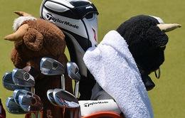 Phụ kiện thời trang của các tay golf