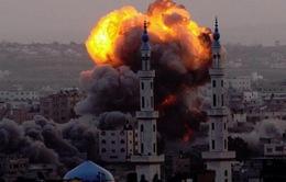 Thêm hai quả tên lửa được phóng từ khu vực Dải Gaza vào Israel