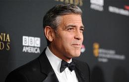 George Clooney: Làm cha là một trải nghiệm đáng sợ