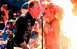 Thủ lĩnh của Metallica bực bội ra mặt sau màn trình diễn tại Grammy 2017