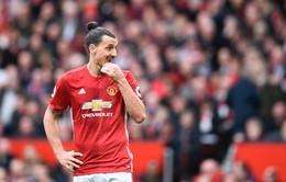Ibrahimovic gây thất vọng, Mourinho vẫn lên tiếng bênh vực