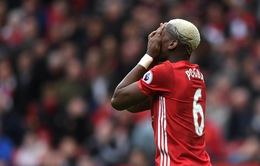 Paul Pogba mất tích bí ẩn trước cuộc đối đầu với Brighton